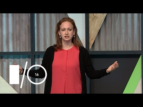 Inclusive design and testing: Making your app accessible - Google I/O 2016