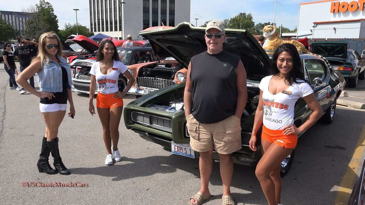 Car Shows Chicago Illinois