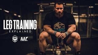 Seth Feroce Explains Leg Training