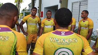 Uluinakau vs Wardens -  43rd Fiji Bitter Marist 7s 1st Cup Semi Final 2019