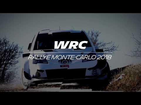 Tanak testing - 2018 WRC Rallye Monte-Carlo - Michelin Motorsport