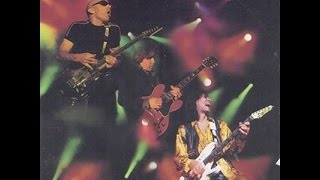 G3 - Live in concert (1997) : Joe Satriani, Eric Johnson, Steve Vai