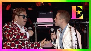 Elton John & Taron Egerton - (I'm Gonna) Love Me Again - Live at the Greek Theater
