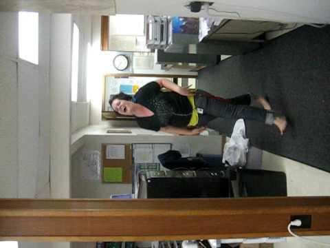 Tara Marie's Regular Saturday Night in the Office