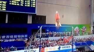 Epke Zonderland- Final  - WorldCup Nanning 2014 - gold medal 16.225