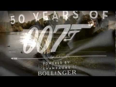 Official 50 Years Bond Teaser (HD)