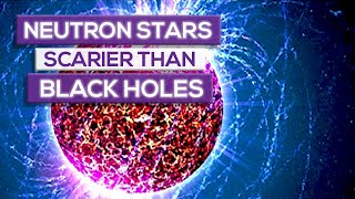 Neutron Stars Are Scarier Than Black Holes!