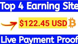 Top 4 Best Earning Site With Live Payment Proof Urdu Hindi Live 2020 |Earn Money Online In Pakistan
