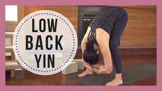Yin Yoga for Lower Back Pain {30 min}