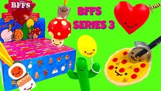 Kidrobot BFFS Series 3 - Full Case Blind Box Toy Unboxing by