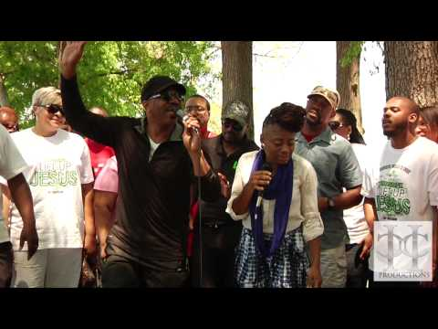 Paul Williams and Genesis McClendon: Only you are Holy- Re-mix