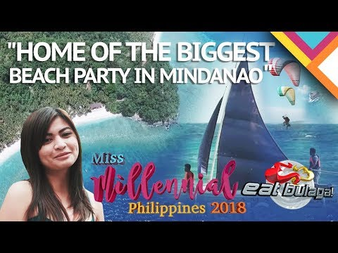 HOME OF THE BIGGEST BEACH PARTY IN MINDANAO | Miss Millennial Sarangani