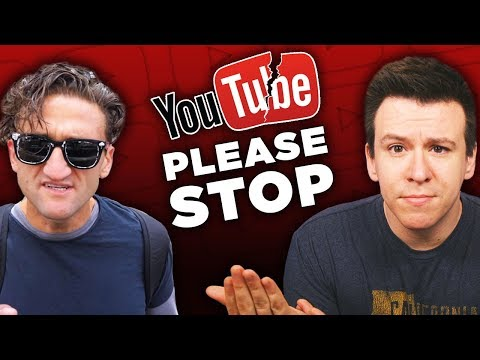 Download Youtube: Dear Youtube...We Need To Talk. This Is Stupid and Ridiculous.