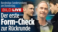 🔴 Bundesliga Form-Check zur Rückrunde mit Jens Lehmann: So gut drauf sind die Meister-Kandidaten
