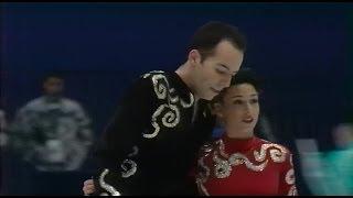 [HD] Abitbol & Bernadis - 1998 Nagano Olympics - FS