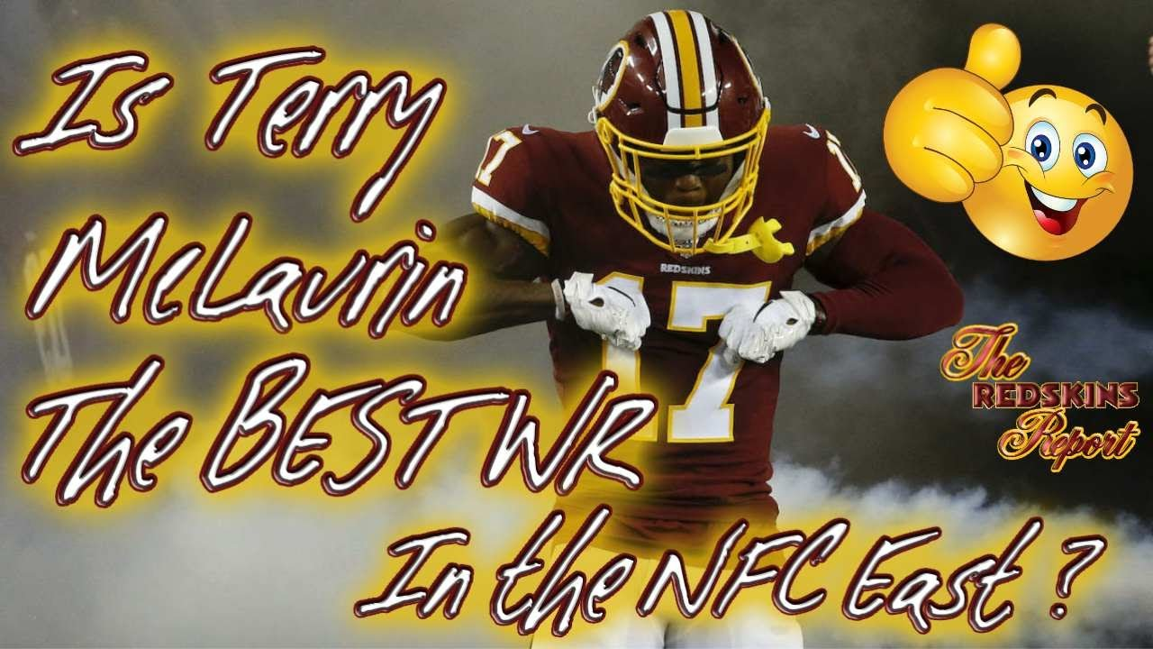 The Redskins Report  |  Is Terry McLaurin Already the BEST WR in the NFC East?🤔🤷🏾♂️🏈
