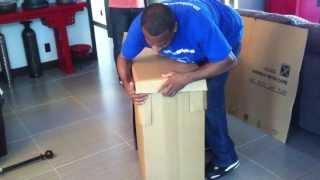 Blue Horizon Shipping- Furniture Packing