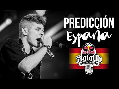 PREDICCIÓN de la RED BULL ESPAÑA 2017 | B Producciones