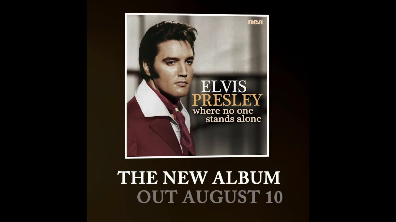 Image result for image, photo, picture elvis where no one stands alone, album cover