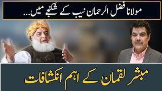 Molana Fazal Ur Rehman on NAB's Radar