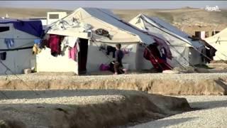 #معركة_الموصل .. أزمة النازحين في مخيم الخازر