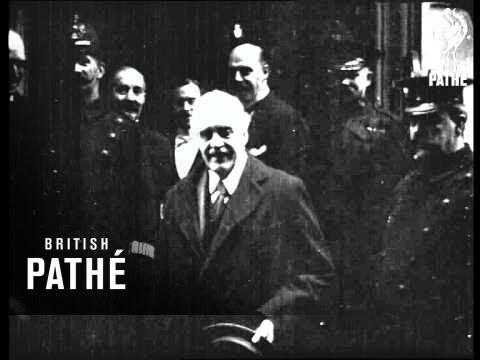 Sir Arthur Balfour (1922)