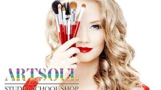 Как сделать макияж (макіяж): уроки макияжа для себя, курсы сам себе визажист Киев(, 2014-02-17T10:05:10.000Z)