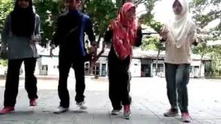 Step dance pramuka