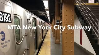 【ニューヨーク】メトロ ニューヨーク 地下鉄 / MTA New York City Subway【NY】