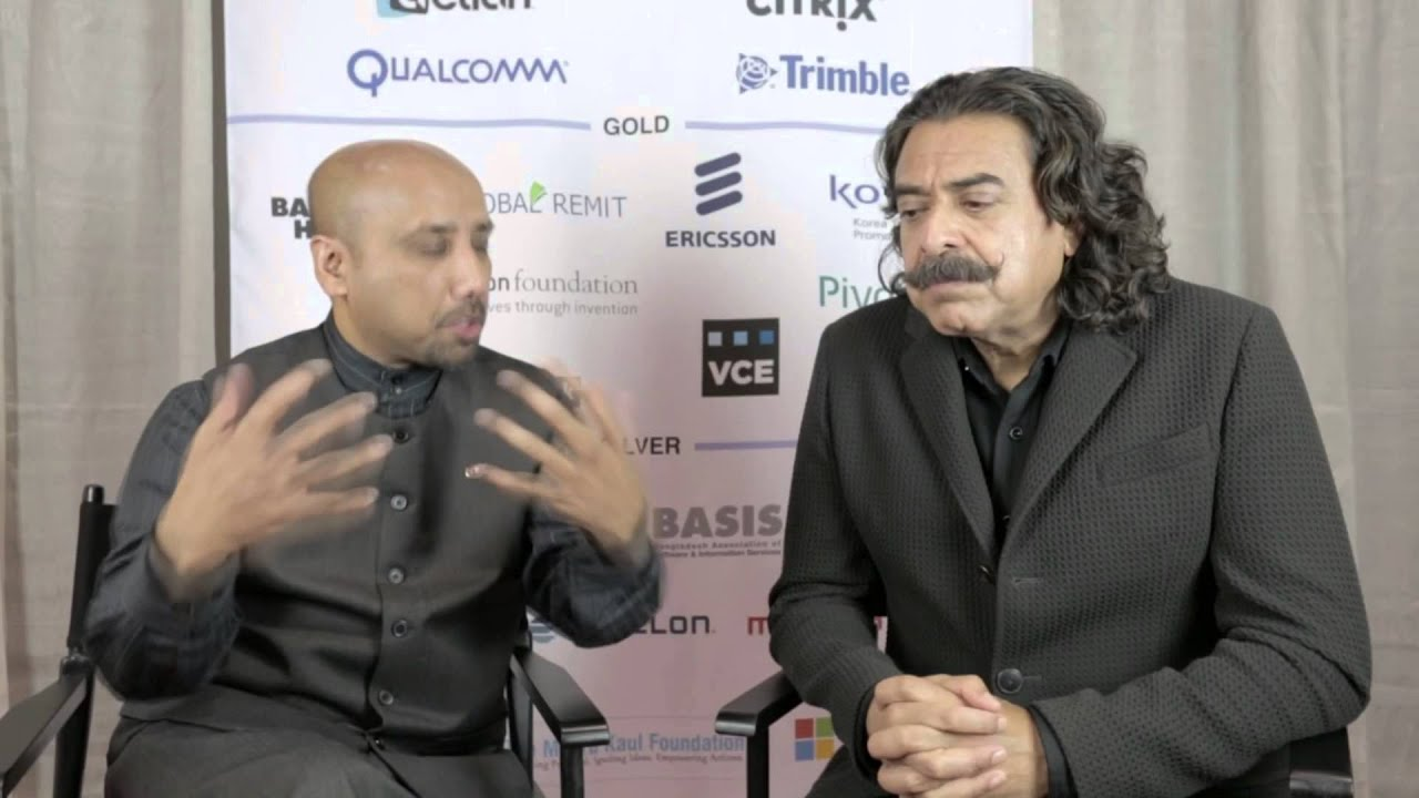 Shahid Khan Interview At Tiecon 2014 Jacksonville