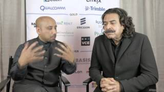 Shahid Khan Interview at TiEcon 2014 - Jacksonville Jaguars, FulhamFC, Flex-N-Gate