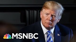 Reporter Hears Fear In The Voices Of Donald Trump Staff After Wild Week | The 11th Hour | MSNBC