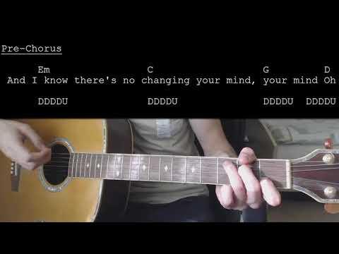 Steve Aoki - Waste It On Me Feat. BTS EASY Guitar Tutorial With Chords / Lyrics