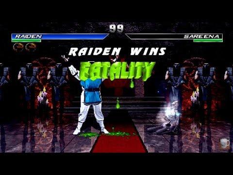 Mortal Kombat Project 4.1 (MKA's edition) - Supreme Demonstration (with the DLCs)