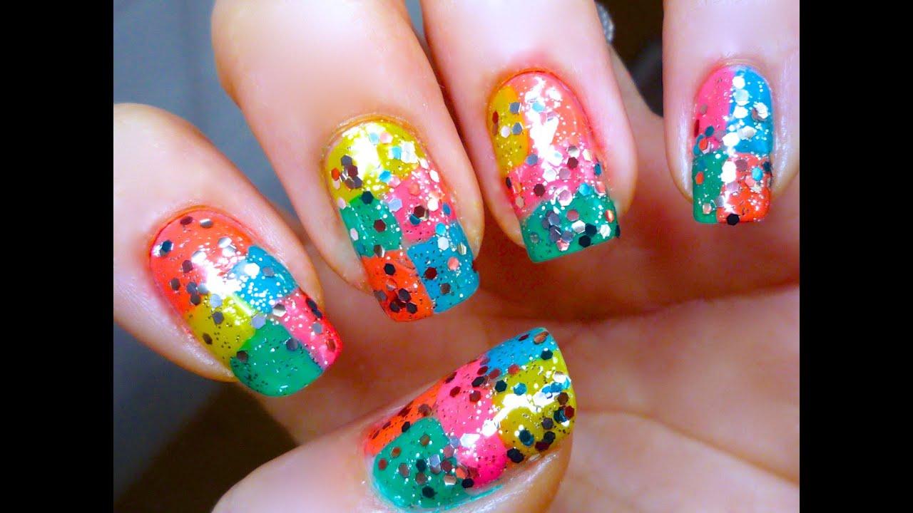 Leila Ramos Nails Nail Art Designs Youtube Gaming