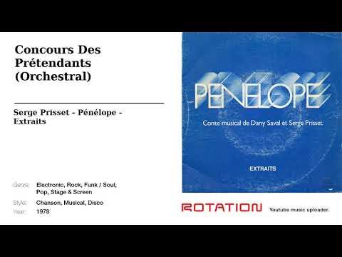 Serge Prisset - Concours Des Prétendants (Orchestral)