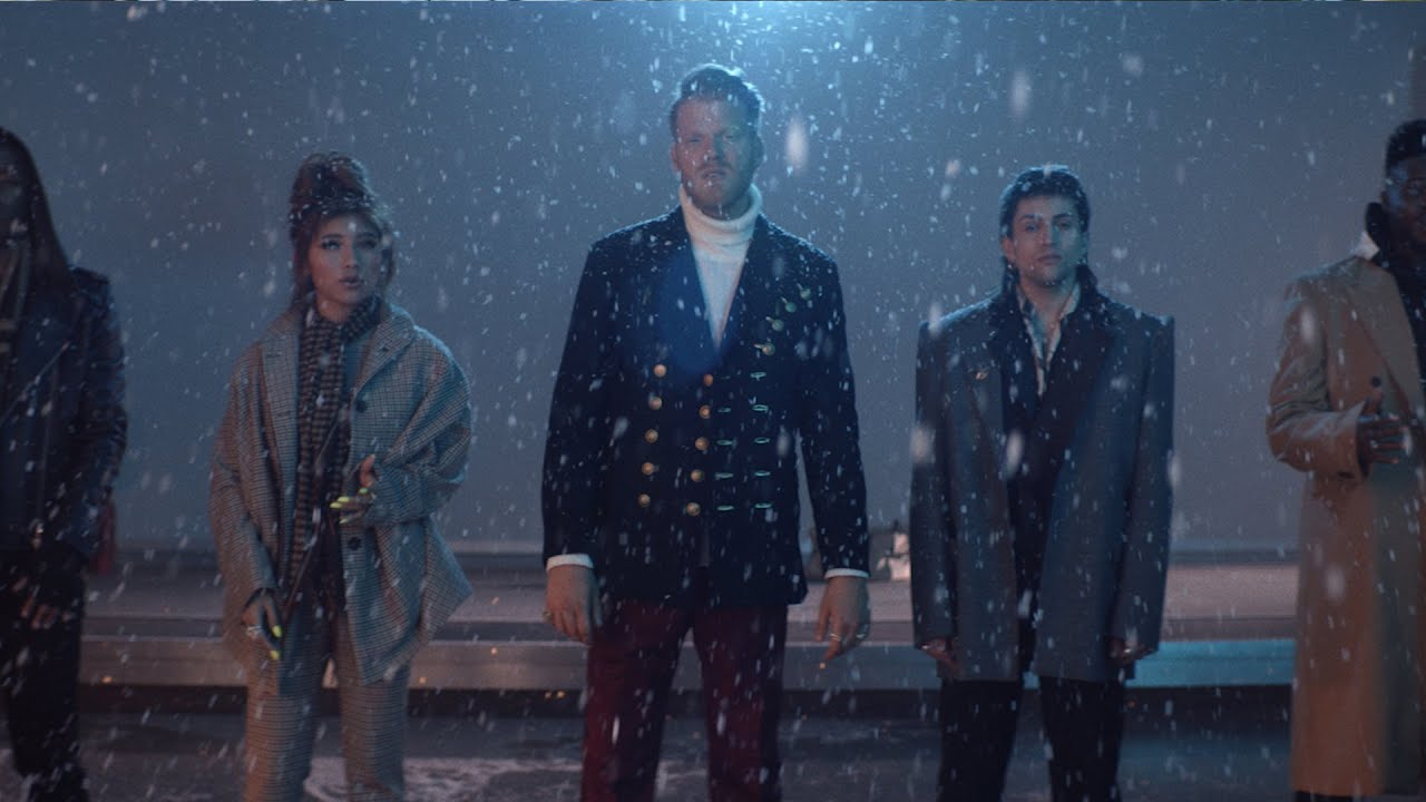 Youtube Pentatonix Christmas.Official Video God Only Knows Pentatonix