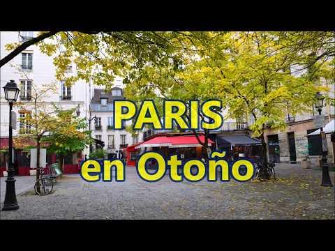 PARIS - Le Marais - Place des Vosges [HD]