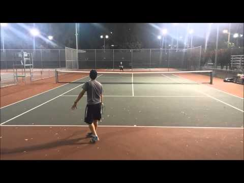 USTA 4.0 Tennis all court player match