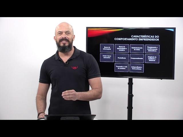 Motivação para Empreender (Mini-aula) | Professor Rodrigo Martins