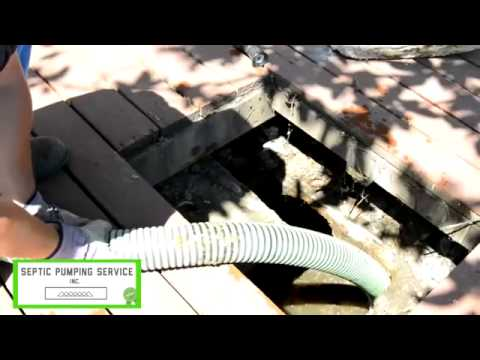 Septic Pumping Services in Navarre