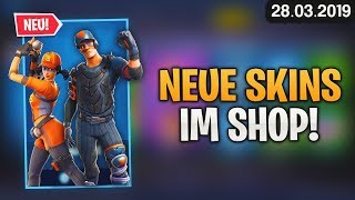 FORTNITE SHOP from 28.3 - 🧢 New Skins! 🛒 Fortnite Daily Item Shop of today (28 March 2019) | Detu
