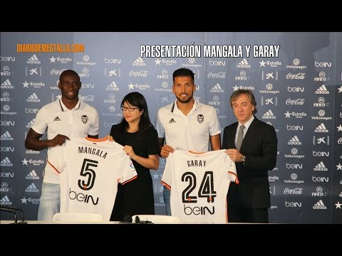 Presentación Garay y Mangala