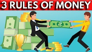 Only 1% of People Know These 3 Money Rules | How To Be Good With Your Money