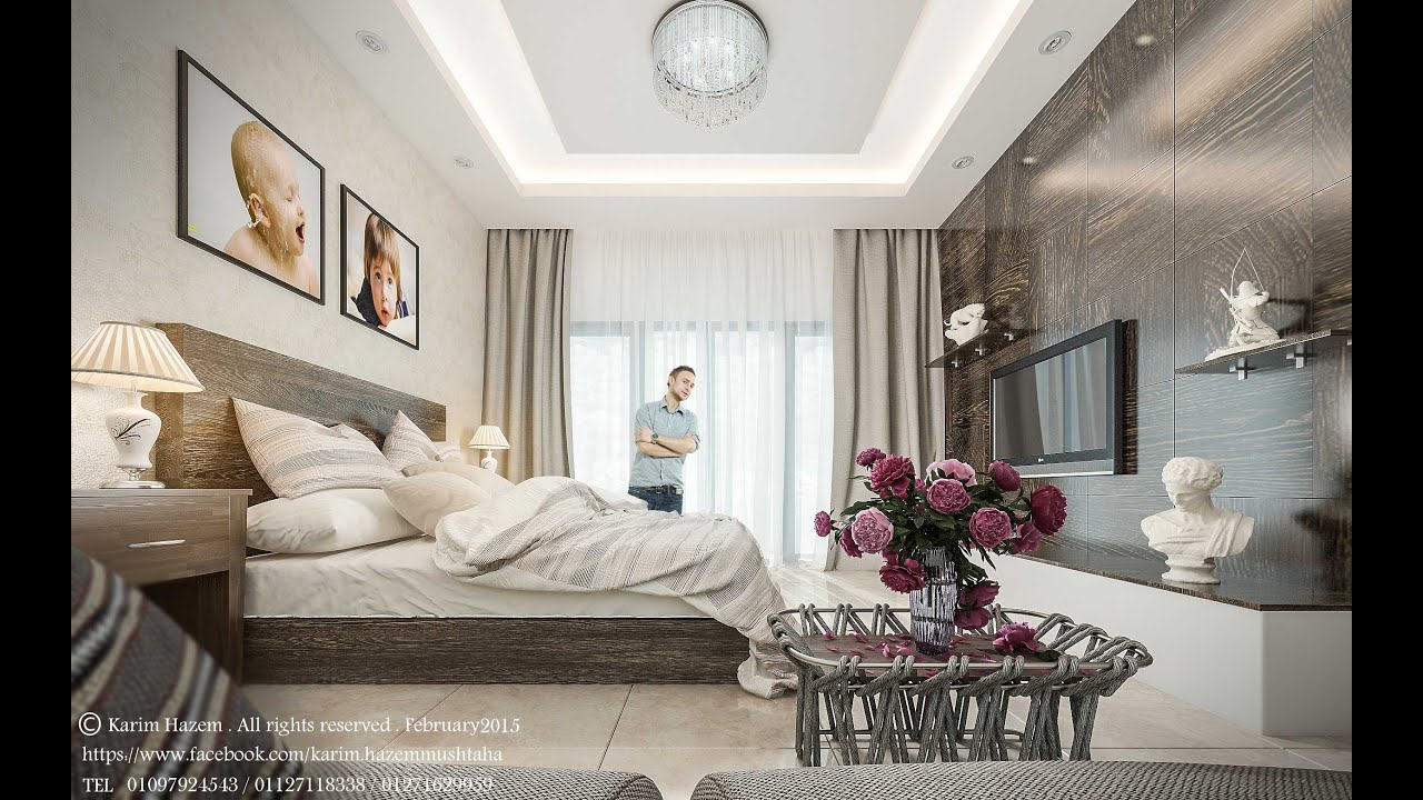 Interior design 3dmax vray part1 youtube for Vray interior