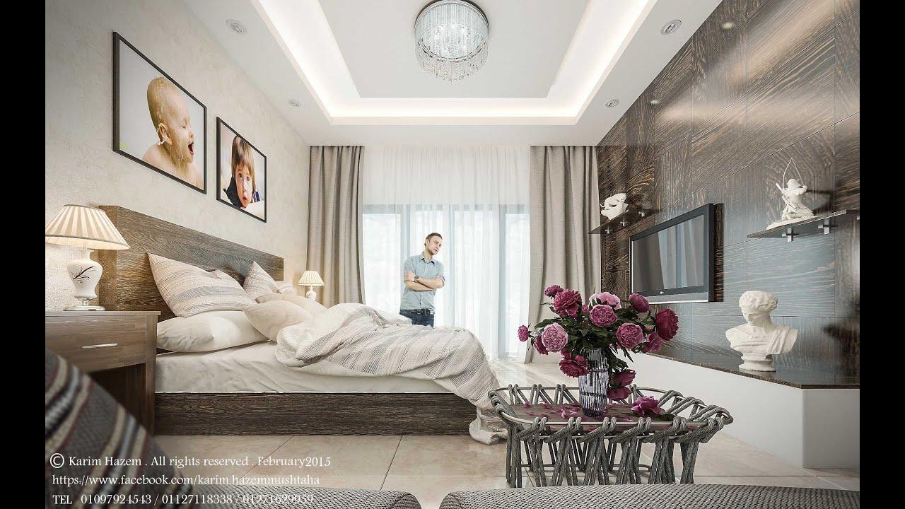 Interior Design 3Dmax Vray part1 YouTube