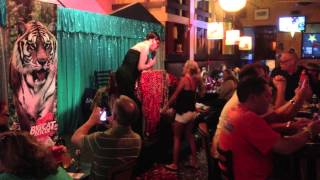 What happens at Hamburger Mary's...