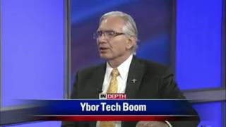 Gen Dave Scott Bay 9 Interview Ybor Tech Boom