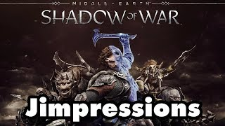 Middle-Earth: Shadow Of War - Mordortransactions (Video Game Video Review)