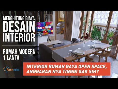 Rumah impian bertema modern klasik (Bandung) - by Lifetime Design